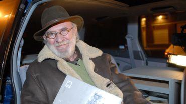 Jean-Pierre Marielle dans le taxi de Jérôme Colin
