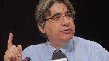 Bernard Maingain, avocat spécialisé dans les questions judiciaires en Afrique centrale