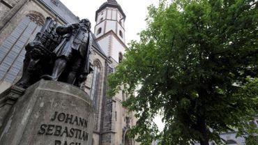 L'église de Bach à Leipzig vandalisée le soir du réveillon de Nouvel an