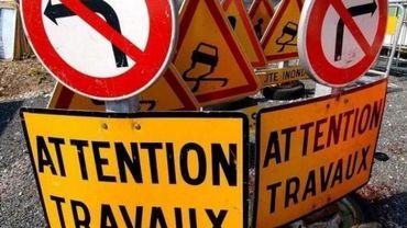 Le chantier - très attendu - du contournement de Jodoigne a débuté il y a quelques semaines... mais il est déjà à l'arrêt (illustration).