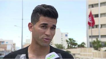 """Harbaoui, Tunisien déçu : """"On s'amuse à regarder les Diables"""""""