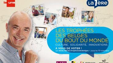 Trophées des Belges du Bout du Monde 2017 : les nominés sont...