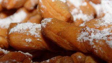 Les beignets de Carnaval de Carlo!