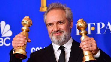 Le réalisateur britannique Sam Mendès a remporté le prix du meilleur réalisateur et celui du meilleur film dramatique.
