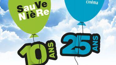 Les Grignoux fêtent l'anniversaire des cinémas le Churchill et le Sauvenière à Liège