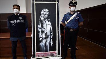 L'oeuvre qui a été volée au Btataclan