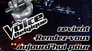The Voice, début des auditions