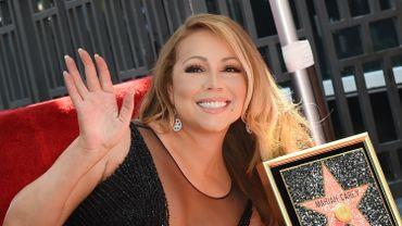 Mariah Carey obtient son étoile sur la Walk of Fame