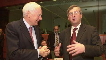 """J.-C. Juncker: """"La Belgique vient de perdre un grand Belge et l'Europe un grand Européen"""""""