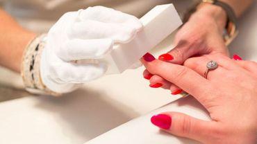 Il y a de plus en plus d'établissements de modelage d'ongles à Bruxelles
