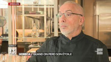 François Piscitello perd sont étoile au Guide Michelin