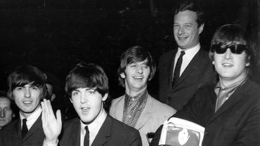 Brian Epstein et les Beatles