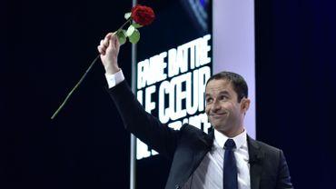 Benoît Hamon est le candidat du Parti socialiste