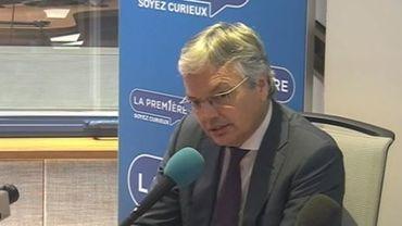 """Reynders: """"Il y a toujours une raison de râler, mais il faut changer sa façon de travailler"""""""