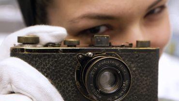 Archives : le Leica de 1923 adjugé à 2,16 millions d'euros en 2012