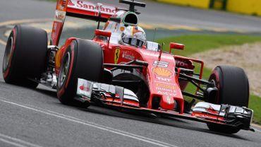 """Vettel : """"Nous serons plus proches en course"""""""