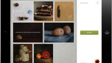 Galleries HQ sur iPad