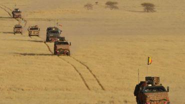 Casques bleus au Mali: un des blessés a été rapatrié et hospitalisé