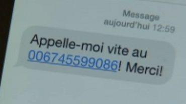 En quelques jours, depuis le week-end du 9-10 janvier, un million d'appels en provenance de quelques numéros de téléphone étrangers ont abouti chez des abonnés aux réseaux téléphoniques belges.