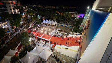 """Festival de Cannes: le 6e film de la compétition """"Le livre d'image"""", un non-événement signé Jean-Luc Godard"""