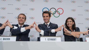 L'annonce de l'attribution des jeux à Paris sera faite mercredi 13 septembre.