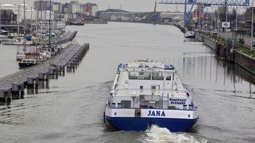 Le Port de Bruxelles.
