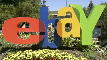 eBay s'allie à Sotheby's pour des enchères d'oeuvres d'art en ligne