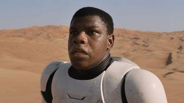 "John Boyega incarne Finn dans le prochain ""Star Wars"""