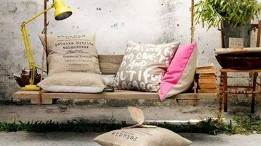 Faire son mobilier de jardin avec des palettes de bois for Fabriquer son mobilier de jardin en bois