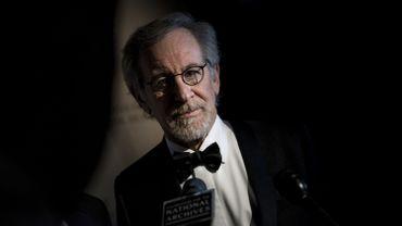 Le réalisateur Steven Spielberg fait partie des 17 Américains récompensés