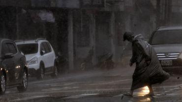 Taïwan: Tempête et inondations font six morts et des milliers d'évacués