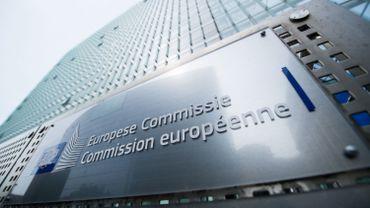 Le bâtiment de la Commssion européenne à Bruxelles
