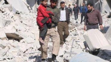 L'ONU vote une résolution humanitaire pour la Syrie