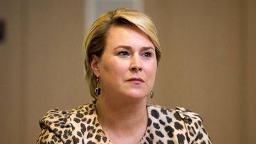 Céline Frémault a confirmé qu'elle sera bien tête de liste à Uccle pour les communales d'octobre.