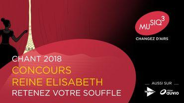 CONCOURS REINE ELISABETH - CHANT 2018