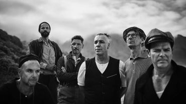 Rammstein: le concert à Ostende