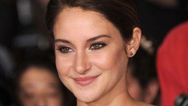"""Shailene Woodley sera à l'affiche du deuxième volet de """"Divergente"""" le 18 mars 2015 dans les salles belges"""