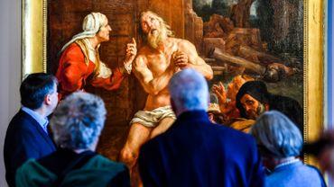 Le musée de Flandre, à Cassel (Nord), propose de redécouvrir l'oeuvre et le style baroque de Gaspar de Crayer.