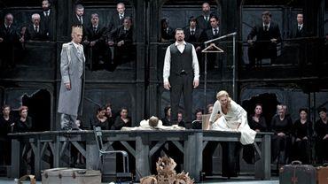 """""""Lohengrin"""" (Wagner) m e s Olivier Py"""