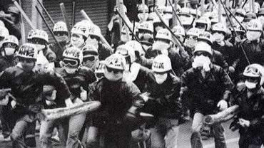 Le mai 68 japonais