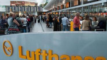 La Lufthansa annule les deux tiers de ses vols