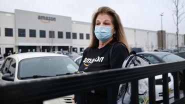Astreinte coronavirus: Amazon va prolonger la suspension de ses activités en France jusqu'au 18 mai