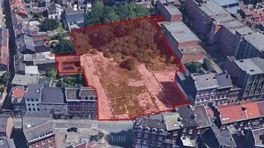 Liège: bientôt un parc dans le quartier du Longdoz