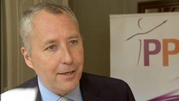Mischaël Modrikamen: le PP veut entrer dans les intercommunales