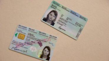 La carte d'identité électronique exige souvent l'introduction d'un code PIN qui l'accompagne