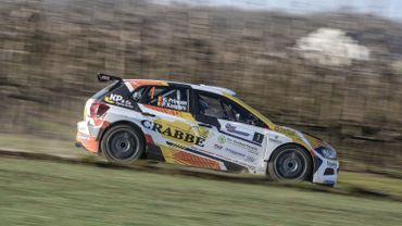 Malgré un début de championnat tronqué, le RACB espère bien terminer le championnat de Belgique des rallyes cette année