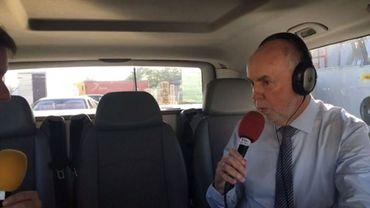 """Jan Smets, gouverneur de la BNB: """"C'est le sentiment d'incertitude qu'il faut arrêter""""."""