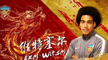 Witsel et Tianjin s'imposent grâce à un doublé de Modeste