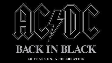 """Fêtons les 40 ans de """"Back in Black"""" d'AC/DC!"""