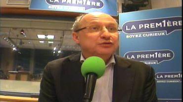 Jean-Michel De Waele, politologue à l'ULB, spécialiste de l'Europe de l'Est.